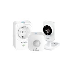 mydlink Smart Home HD Starter Kit - Système de domotique/sécurité - sans fil - 802.11b/g/n