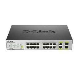 Switch D-Link - 16-ports (8 ports poe) fast ethernet unm