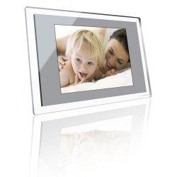 Cadre numérique Intreeo DFF-METAL - Cadre numérique - flash 16 Mo