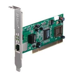 Carte PCI D-Link DGE-528T - Adaptateur réseau - PCI faible encombrement - Gigabit Ethernet