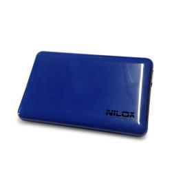 Box hard disk esterno Nilox - Dh0002bl