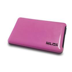Box hard disk esterno Nilox - Dh0002fu
