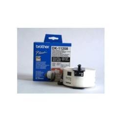Brother DK-11208 - 400) étiquettes adresses - pour Brother QL-1050, QL-500, QL-550, QL-560, QL-650, QL-700, QL-710, QL-720