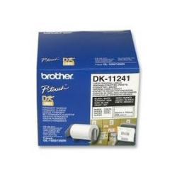 Brother DK-11241 - 102 x 152 mm 200 étiquette(s) étiquettes d'expédition - pour Brother QL-1050, QL-1050N, QL-550