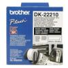 Ruban Brother - Brother DK-22210 - �tiquettes -...