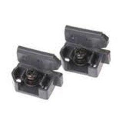 Cutter Brother DKBU99 - Massicot pour étiquettes imprimées (pack de 2) - pour Brother QL-500, QL-500A, QL-500BS, QL-500BW, QL-550, QL-560VP, QL-650TD