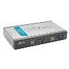 Switch KVM D-Link - Dkvm-4u