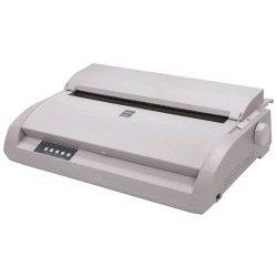 Imprimante Fujitsu DL 3850+ - Imprimante - monochrome - matricielle - 360 dpi - 24 pin - jusqu'à 537 car/sec - parallèle, USB