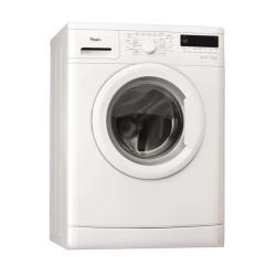 Lave-linge Whirlpool DLC7012 - Machine à laver - pose libre - largeur : 59.5 cm - profondeur : 52 cm - hauteur : 84.5 cm - chargement frontal - 52 litres - 7 kg - 1200 tours/min - blanc