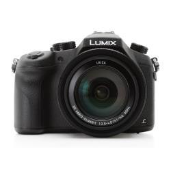 Appareil photo Panasonic Lumix DMC-FZ1000EG - Appareil photo numérique - compact - 20.1 MP - 4K - 16x zoom optique - Leica - Wi-Fi, NFC - noir