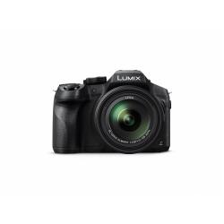 Appareil photo Panasonic Lumix DMC-FZ300 - Appareil photo numérique - compact - 12.1 MP - 4K / 25 pi/s - 24x zoom optique - Leica - Wi-Fi - noir