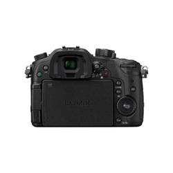 Appareil photo Panasonic Lumix G DMC-GH4R - Appareil photo numérique - sans miroir - 16.05 MP - 4K / 24 pi/s - corps uniquement - Wi-Fi, NFC - noir