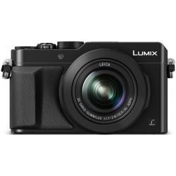 Fotocamera Lumix lx100 Nero- panasonic - monclick.it