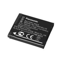Batterie Panasonic DMW-BCL7E - Pile pour appareil photo Li-Ion 690 mAh - pour Lumix DMC-F5, FH10, FH12, FS50, SZ10, SZ3, SZ3K, SZ8, SZ9, XS1, XS3