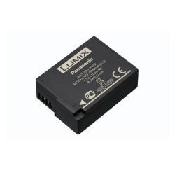 Batterie Panasonic DMW-BLC12E - Pile pour appareil photo Li-Ion 1200 mAh - pour Lumix DMC-FZ2000, FZ2500, FZH1; Lumix G DMC-G6M, G70, G7M, G8, G80, G81, G85, G8M, GX8M