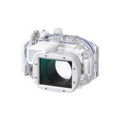 Sacoche Panasonic DMW-MCTZ35E - Étui étanche appareil photo - polycarbonate - pour Lumix DMC-TZ35