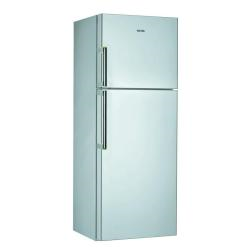 Réfrigérateur Ignis DPA 42 A++ V IS - Réfrigérateur/congélateur - pose libre - largeur : 71 cm - profondeur : 76 cm - hauteur : 175 cm - 430 litres - congélateur haut - Classe A++ - argenté(e)