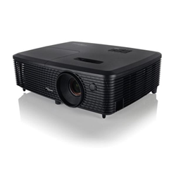 Vidéoprojecteur Optoma DS348 - Projecteur DLP - 3D - 3000 ANSI lumens - SVGA (800 x 600) - 4:3