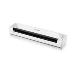 Scanner Brother DSmobile 720D - Scanner à feuilles - Recto-verso - 215.9 x 812.8 mm - 600 ppp x 600 ppp - jusqu'à 100 pages par jour - USB 2.0