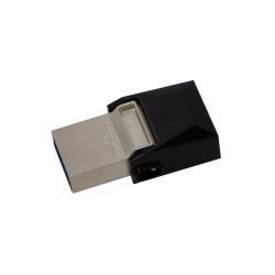 Clé USB Kingston DataTraveler microDuo - Clé USB - 64 Go - USB 3.0