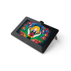 Tablette graphique Wacom Cintiq Pro DTH-1320 - Numériseur avec écran à cristaux liquides - 29.4 x 16.6 cm - multitactile - électromagnétique - filaire - USB, DisplayPort