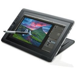 "Tablette graphique Wacom Cintiq Companion 2 - Tablette - Core i5 5257U / 2.7 GHz - Win 8.1 - 8 Go RAM - 128 Go SSD - 13.3"" IPS écran tactile 2560 x 1440 (WQHD) - Iris Graphics 6100"