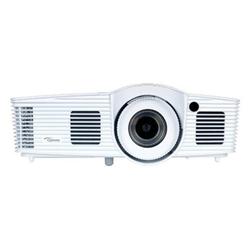 Vidéoprojecteur Optoma DU400 - Projecteur DLP - 3D - 4000 ANSI lumens - WUXGA (1920 x 1200) - 16:10 - HD 1080p
