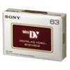 Ruban Sony - Sony DVM-63HDV - Mini-cassette...