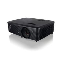 Vidéoprojecteur Optoma DW315 - Projecteur DLP - 3D - 3000 ANSI lumens - WXGA (1280 x 800) - 16:10 - HD 720p