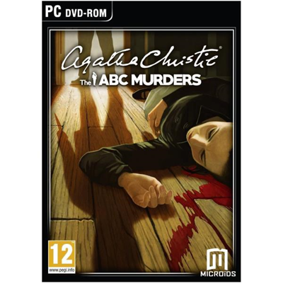 Namco - PC AGATHA CHRISTIE:THE ABC MURDER