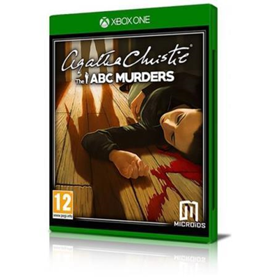 Namco - XONE AGATHA CHRISTIE:THE ABC MURDER