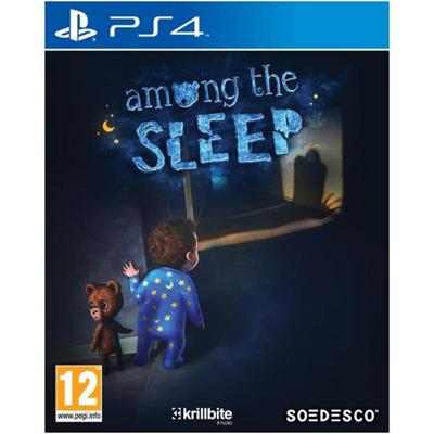 Namco - PS4 AMONG THE SLEEP