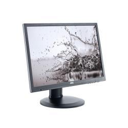 "Écran LED AOC e2260Pq - Écran LED - 22"" - 1680 x 1050 - TN - 250 cd/m² - 1000:1 - 2 ms - DVI-D, VGA, DisplayPort - haut-parleurs - noir"
