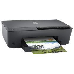 Imprimante à jet d'encre HP Officejet Pro 6230 ePrinter - Imprimante - couleur - Recto-verso - jet d'encre - A4/Legal - 600 x 1 200 ppp - jusqu'à 29 ppm (mono) / jusqu'à 24 ppm (couleur) - capacité : 225 feuilles - USB 2.0, LAN, Wi-Fi(n)