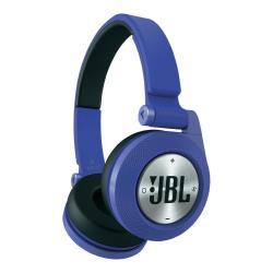 JBL Synchros E40 BT - Casque - sur-oreille - sans fil - Bluetooth - isolation acoustique - bleu