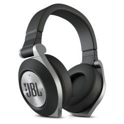 JBL Synchros E50 BT - Casque - pleine taille - sans fil - Bluetooth - isolation acoustique - noir