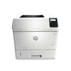 Imprimante laser HP LaserJet Enterprise M605dn - Imprimante - monochrome - Recto-verso - laser - A4/Legal - 1200 x 1200 ppp - jusqu'à 55 ppm - capacité : 600 feuilles - USB 2.0, Gigabit LAN, hôte USB 2.0