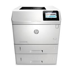 Imprimante laser HP LaserJet Enterprise M606x - Imprimante - monochrome - Recto-verso - laser - A4/Legal - 1200 x 1200 ppp - jusqu'� 62 ppm - capacit� : 1100 feuilles - USB 2.0, Gigabit LAN, Wi-Fi(n), NFC, h�te USB 2.0