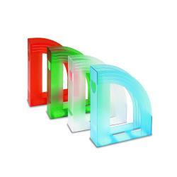 Fellowes - Porte-revues - 75 mm - 245 x 300 mm - transparent