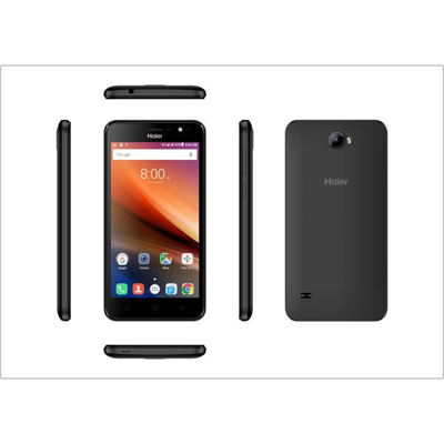 Haier - HAIER SMARTPHONE G50 BLACK