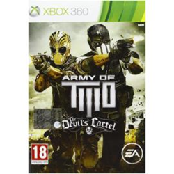 Videogioco Electronic Arts - Army of two: the devil cartel Xbox 360