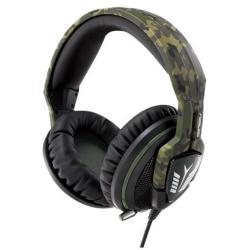 ASUS Echelon Forest - Casque - pleine taille - isolation acoustique - camouflage gris