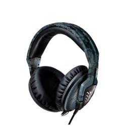 ASUS Echelon Navy - Casque avec micro - pleine taille - filaire - isolation acoustique - camouflage