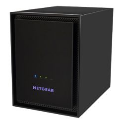 NETGEAR ReadyNAS Expansion Chassis 5-Bay, Diskless - Baie de disques - 5 Baies (SATA-300) - SATA 3Gb/s (externe)