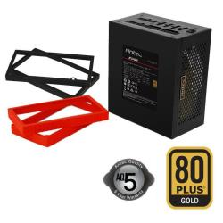 Alimentation PC Antec EDGE EDG750 - Alimentation (interne) - ATX12V 2.4/ EPS12V 2.92 - 80 PLUS Gold - CA 100-240 V - 750 Watt - PFC active