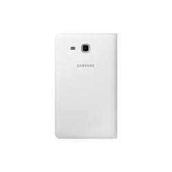 Coque Samsung Book Cover EF-BT280 - Protection à rabat pour tablette - blanc - pour Galaxy Tab A (7 po)