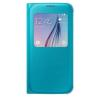 Cover Samsung - S-View Cover Galaxy S6 Blu