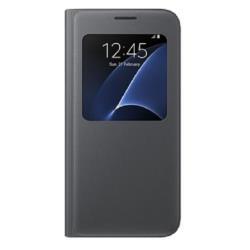 Custodia Samsung - S VIEW COVER BLACK S7