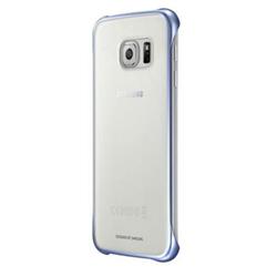 Foto Cover Clear Cover Galaxy S6 Nero Samsung