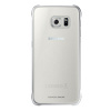 Cover Samsung - Clear cover s6 silver